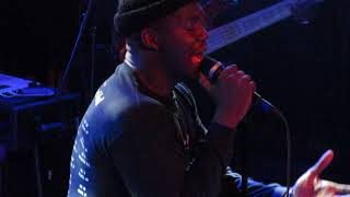 """Jacob Banks - """"Silverlining"""" (Live in Cambridge)"""