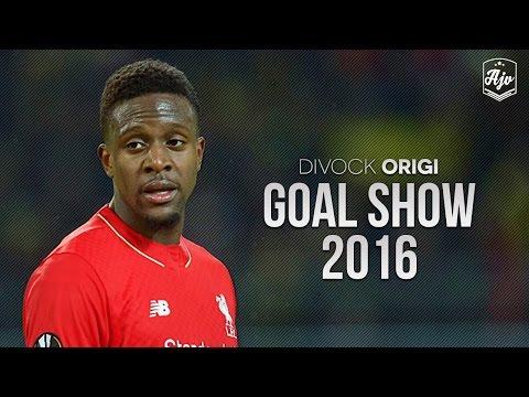 Divock Origi 2016 |Amazing Goal Show| HD | 1080p