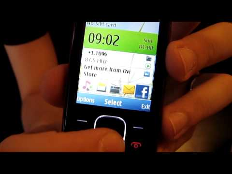 Nokia X2 First Hands On And MENU [HD]