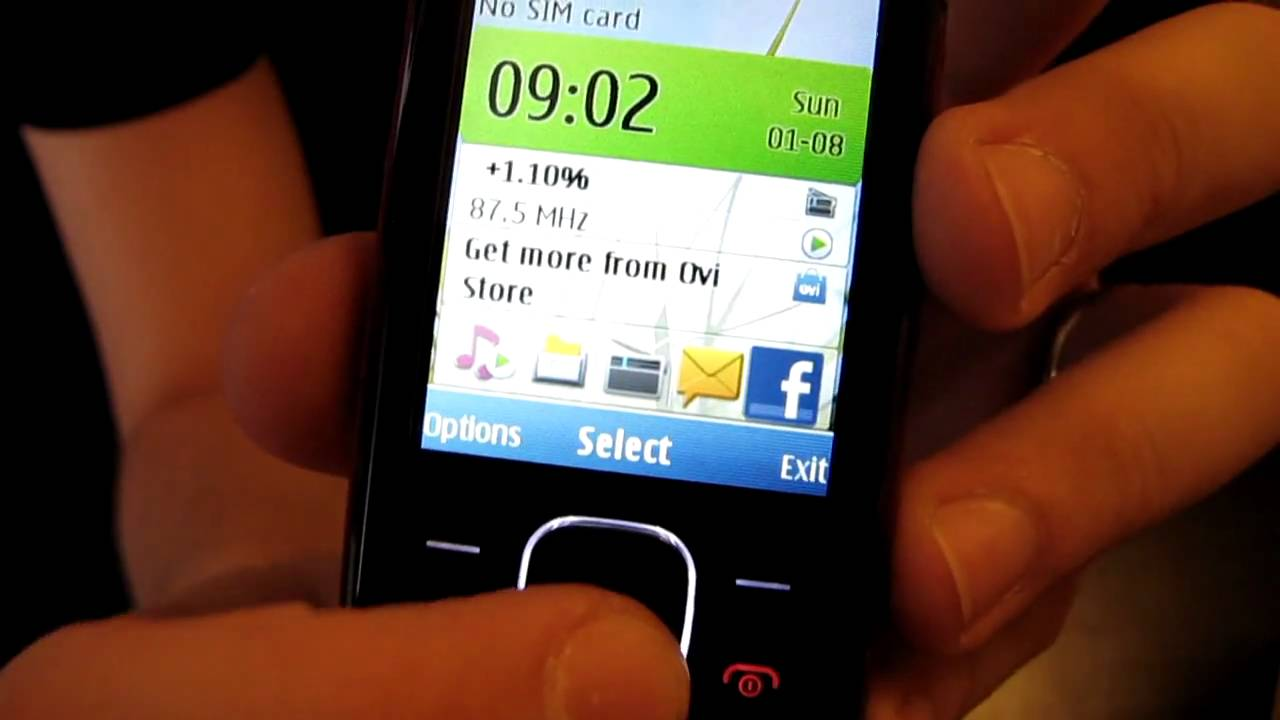 nokia x2 first hands on and menu hd youtube rh youtube com Nokia C2 T-Mobile Nokia X2