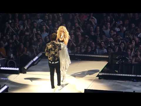 Rita Ora And Liam Payne  Perform For You (Fifty Shades Freed) - Live At The O2 London. 24/05/2019.