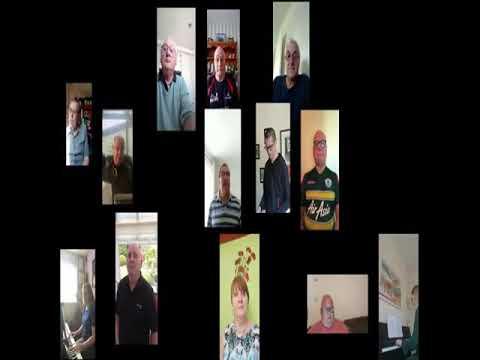 Treharris Male Voice Choir We'll Meet Again