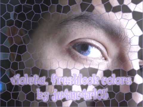 freshlook colors violet by ju4nc4rl05 - Freshlook Colors Violet