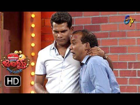 Chammak Chandra Performance   Jabardasth   27th September 2018   ETV Telugu