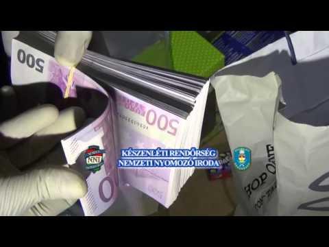 Kábítószer és hamis pénz