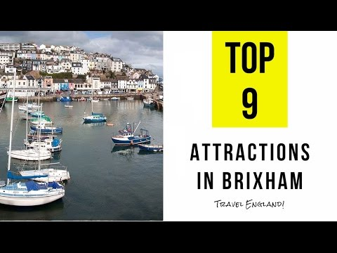 Top 9  Best Tourist Attractions in Brixham - England