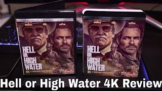 In tonights video i review hell or high water 4k uhd blu-ray. was really excited to see this disc hit the shelves with both dolby vision and atmos...