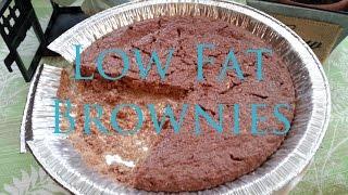 Diet Recipe -§- Low Fat Brownies -§-