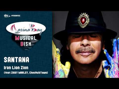 SANTANA - Iron Lion Zion [feat ZIGGY MARLEY & ChocQuibTown]