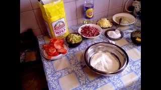 Пицца рецепт видео.Популярные кулинарные рецепты.(Подпишитесь на мой канал: http://www.youtube.com/channel/UC8VTm3fBZ0Ixki_Cgv47Ygw Если вам понравилось мое видео http://youtu.be/rIC1Pz9AwDs..., 2014-09-03T12:49:25.000Z)