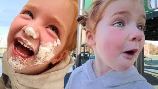 MYSTERY Best Day Ever!! Random Challenges for Adley and Mom, new family vlog routine with a Surprise