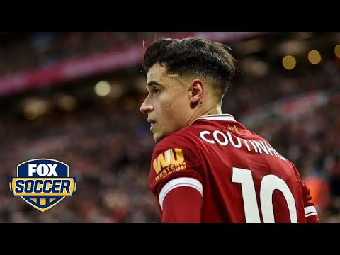 Philippe Coutinho will go to Barcelona for £142 million  FOX SOCCER