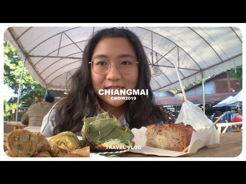 清邁設計之旅(上)|CMDW2019/JingJai Market|皮我過假日 Ep.4