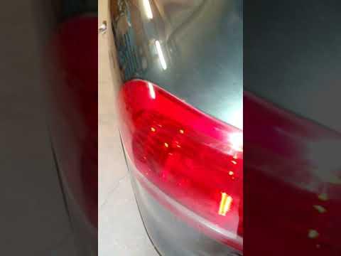 Как снять задний фонарь на Volkswagen Touareg/ фольксваген туарег 2011
