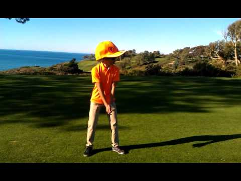 2012 Farmers Open Rickie Fowler Large Hat Guys YouTube