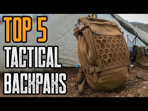 Top 5 Best Tactical & Survival Backpack for Military – Outdoor