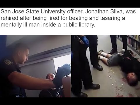 Download Overturned Finding of Excessive Force at San Jose State Library