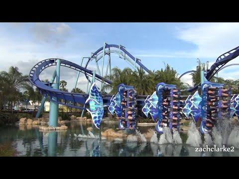 Manta (HD) SeaWorld Orlando