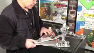 Pearl Eliminator Demon Drive Pedal Demo - Memphis Drum Shop