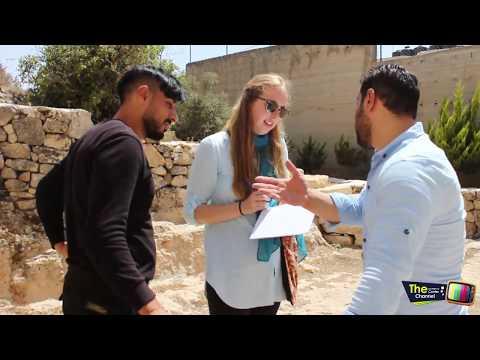 Meet Our Dutch Arabic Student in Palestine