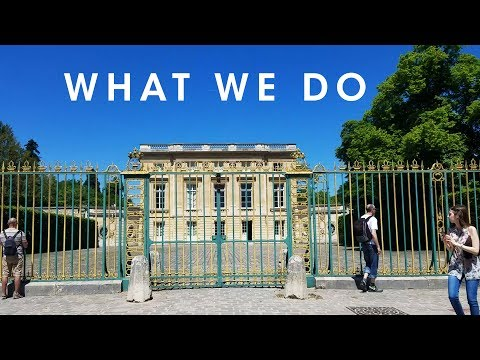 What We Do in Versailles (Bike Tour Versailles)