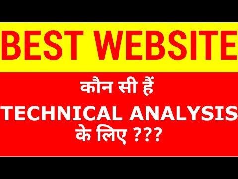 Best Website for Technical Analysis | HINDI