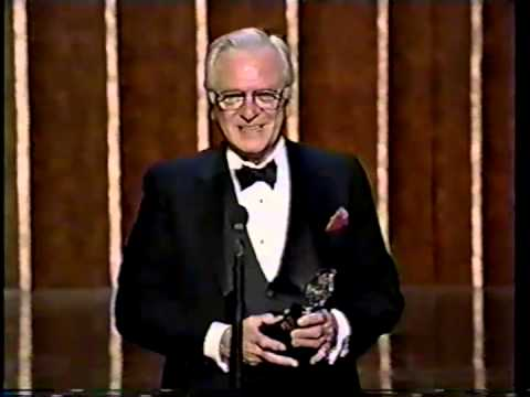 George Grizzard wins 1996 Tony Award for Best Actor in a Play