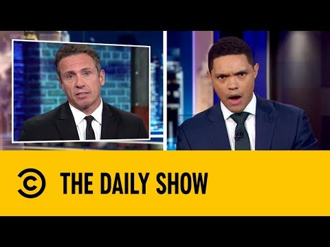 "CNN's Chris Cuomo Rages Over Being Called ""Fredo""  The Daily Show with Trevor Noah"