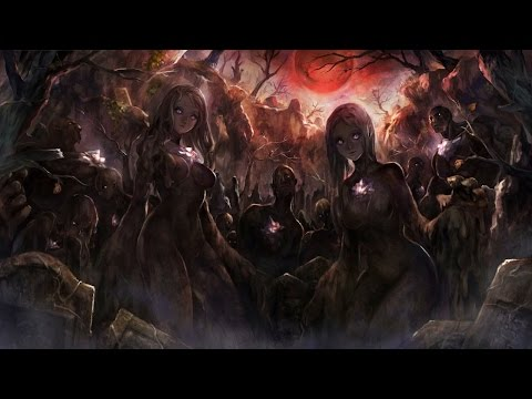 1 Hour Epic Orchestra Music Mix - (Dark Fantasy Atmospheric Horror)