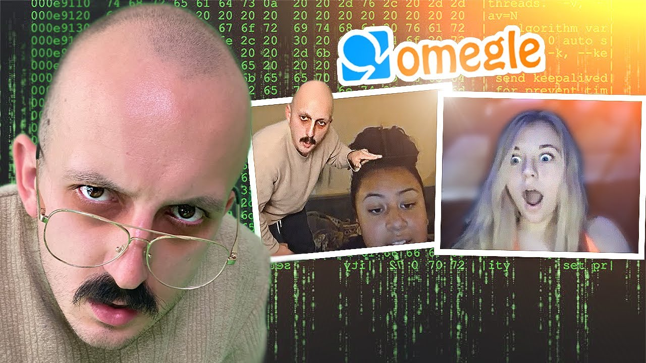 Download Hacking Into OMEGLE Calls Prank (Hilarious Reactions) Part#11