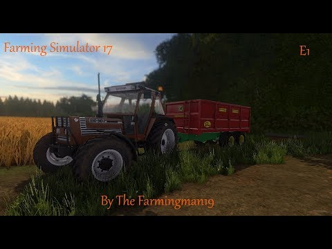 Fs17 - North Stone Farm -Episode 1 - Fiat 110-90