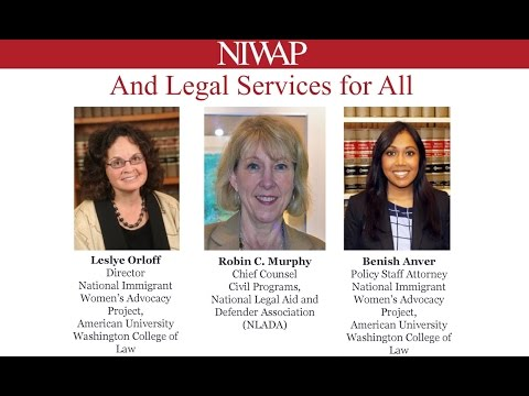 Webinar 8: And Legal Services for All (November 3, 2014)