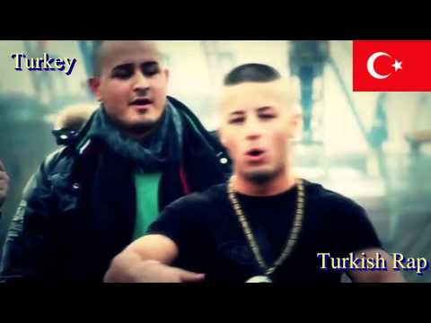 Hiphop - Rap Around the world - European Rap