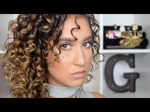 Get Rid Of Frizz How To Reduce Frizz For Curly Hair Perfect Silky Defined Curls
