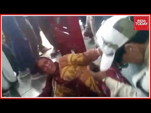 Muslim Women Thrashed By Cow Protectors Over Beef Rumour