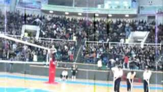 urmia Volleyball Spectators.wmv