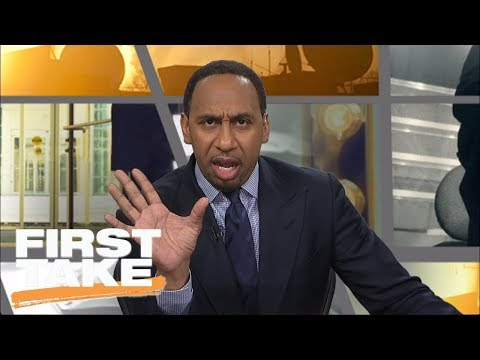 Stephen A. goes ballistic over Aaron Hernandez's lawyer filing suit against NFL | First Take | ESPN