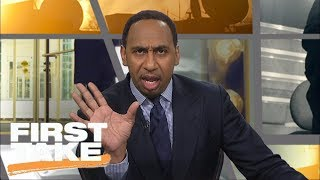 Stephen A. goes ballistic over Aaron Hernandez