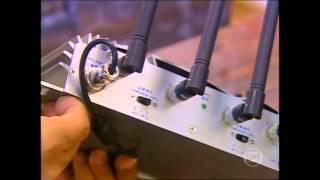 Bandidos usam equipamento para bloquear sinal que rastreia caminhões