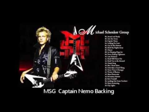 Captain nemo Backing tracks