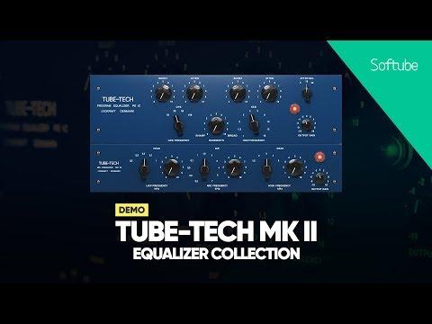 Tube-Tech Mk II EQ Collection – Softube
