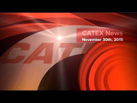 CATEX News for November 30, 2015: Over 150 leaders gather in Paris to discuss climate change