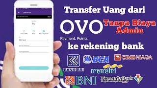 Gambar cover Cara Transfer Uang Dari OVO ke Rekening Bank Tanpa Biaya Admin