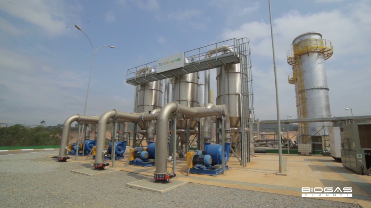 Biggest Biogas Plant In World