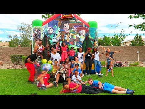Thumbnail: I Gave My Daughter The Best 10th Birthday Party Ever!!!