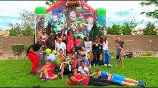 I Gave My Daughter The Best 10th Birthday Party Ever!!!