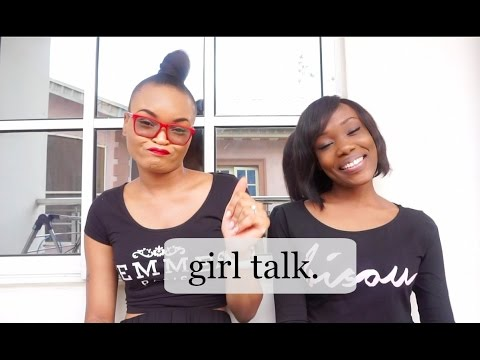 LAGOS DIARIES | GIRL TALK : COURTING, FIRST DATE, 90 DAY RULE PART 1 | TheHoneySeries