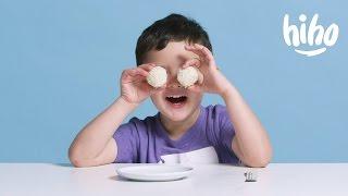 Дети Пробуют Десерты Со Всего Мира!