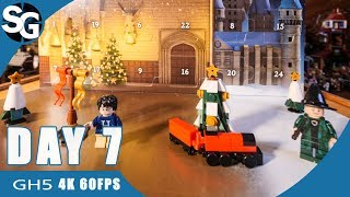 LEGO Harry Potter Advent Calendar 2019 Unboxing (Set 75964) | Day 7
