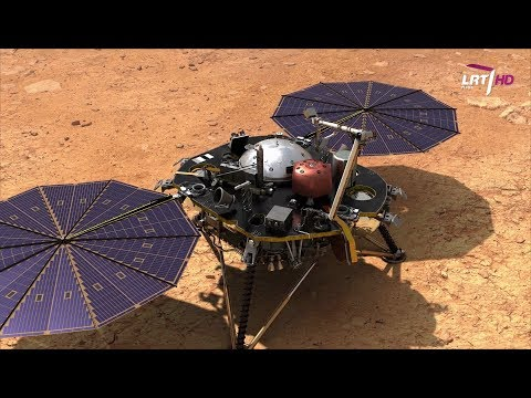 Mokslo sriuba: Marso tyrimai